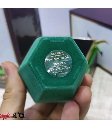 ادکلن زرجوف مدل Verde Accento
