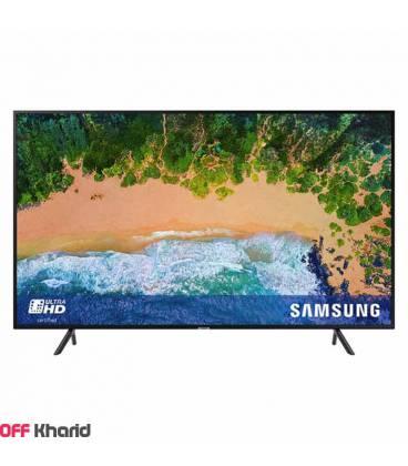 تلویزیون سامسونگ هوشمند فورکی Samsung 43NU7100 Smart LED | Samsung 43NU7100 Smart 4k LED