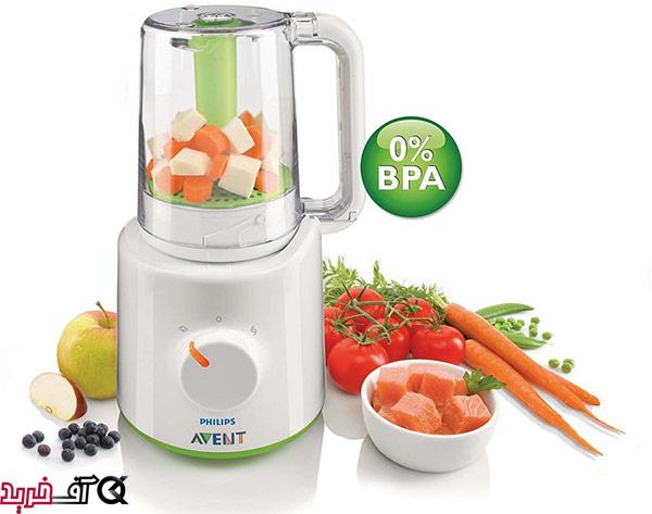 Philips Avent Baby Food Maker SCF870/21